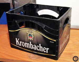 Krombacher Bierkiste