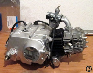 Bild meines Monkey Motors