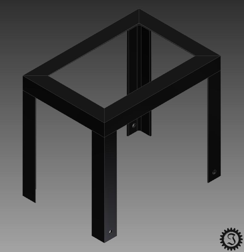 hilfsrahmen bauen jones 39 werkstatt. Black Bedroom Furniture Sets. Home Design Ideas
