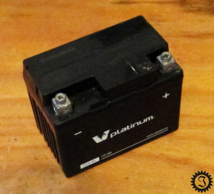 fahrende Bierkiste Batterie