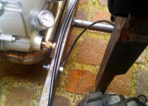 fahrende Bierkiste Ganganzeige