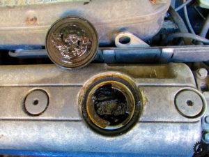 Golf III Ölwechsel