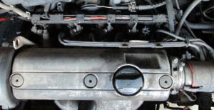 Golf III Zündkerzenwechsel