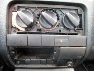 Golf III Heizungsregler