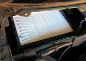Golf III Pollenfilter