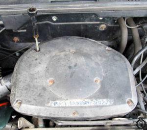 Golf III Drosellklappe