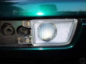 Golf III Nebelscheinwerfer