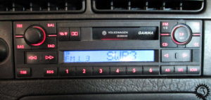 Golf III Radio