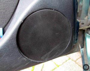 Golf III Löcher stopfen