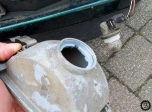 Golf III Blinkerflüssigkeit